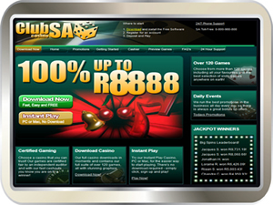 Read the Club SA Casino Review