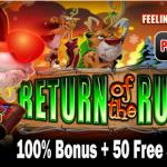 Festive Jackpot cash promotion